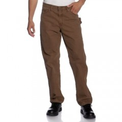 Dickies Men's Big and Tall Relaxed Straight Fit Weatherford Pant