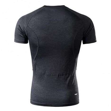 RION Active Men's Workout Sports Tops Running Shirt