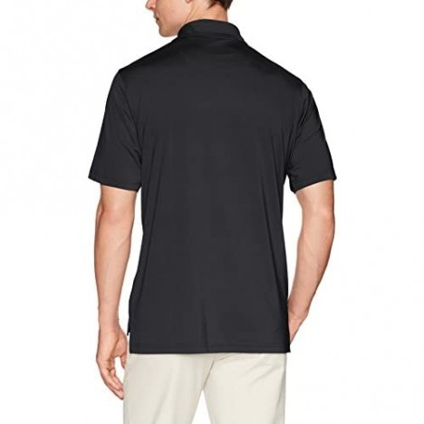 Fairway & Greene Mens Made in The USA Solid Jersey Polo