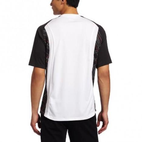 Fila Men's Baseline Print Crew Neck Shirt