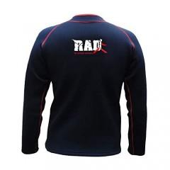RAD Men Weight Loss Sweat Shirt Workout Neoprene Top Training Body Shaper Clothes