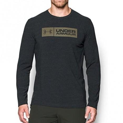 Under Armor Men's Antler Tag Long Sleeve T-Shirt