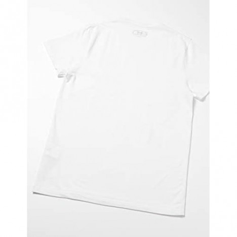 Under Armour Men's Charged Cotton Crew Under Shirt