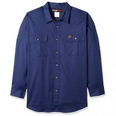 Wrangler Riggs Workwear Men's Work Shirt