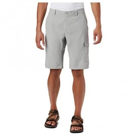 Columbia Men's Smith Creek Cargo Shorts Sun Protection