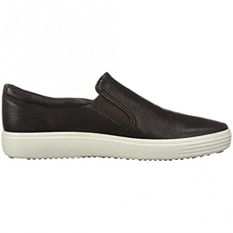 ECCO Men's Soft 7 Casual Loafer Shoe Mocha 50 M EU (16-16.5 US)