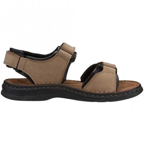 Josef Seibel Boys' Sandeylna Reyfov Leder Sandals