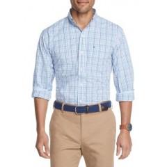 Advantage Performance Plaid Button Up Shirt