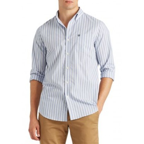 Stretch Easy Care Button Down Shirt