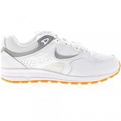 DC Men's Kalis LITE Skate Shoe White/Silver 9.5 Medium US