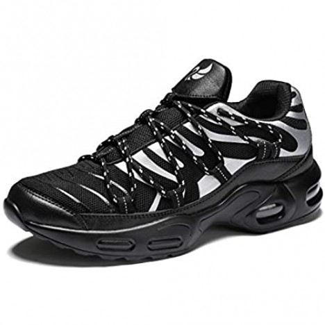 DINGZUO Mens Air Athletic Running Shoes Fashion Jogging TennisWalking Sport Sneakers