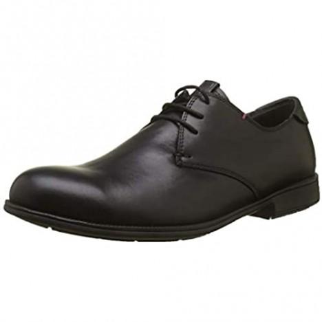 Camper Mens Mil 18552 Leather Shoes