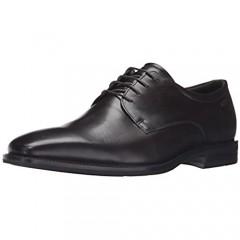 ECCO Men's Faro Plain Toe Tie Tuxedo Oxford