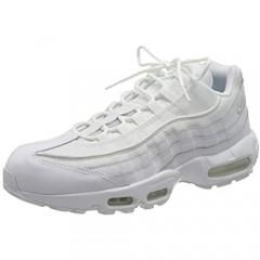 Nike Men's Stroke Running Shoe White White Grey Fog Womens 10