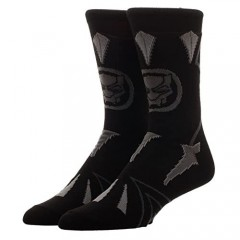 Black Panther Suit Up Crew Socks One Size(10-13)