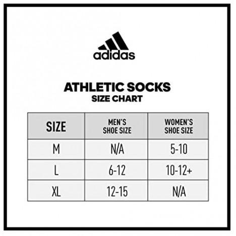 Men's Cushioned No Show Socks (3-Pack)