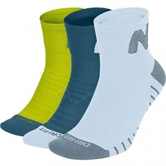 Nike Men`s Everyday Max Cushioned Ankle Training Socks 3 Pack