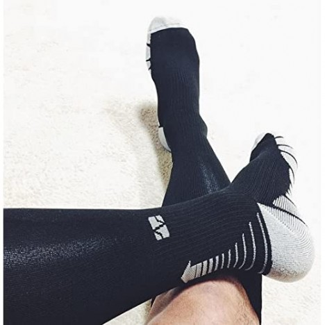 Vitalsox Italy-Patented Compression VT1211 Large Black/Neon