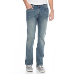 Boot Cut Heritage Stretch Jeans