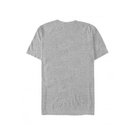 Guitar Flag Graphic T-Shirt