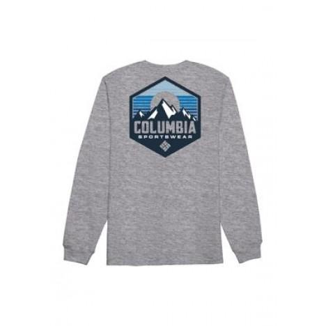 Mountain Scenic Graphic T-Shirt