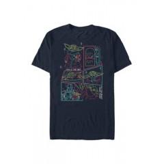 Star Wars® The Mandalorian Mono Mando Graphic T-Shirt