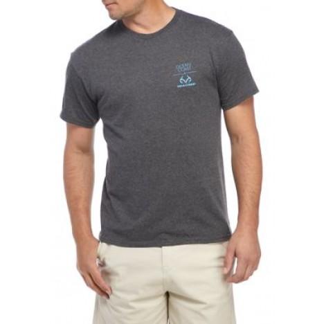 American Flag Graphic T-Shirt