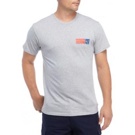 Men's Fish Graphic T-Shirt