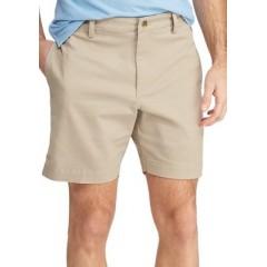 Coastland Stretch Twill Flat Front Shorts