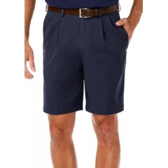 Cool 18 PRO Stretch Solid Pleat Shorts