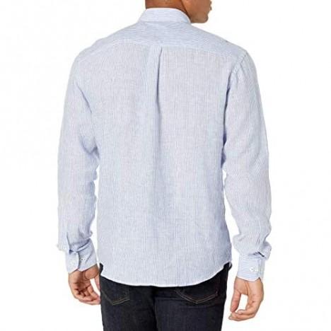 Bugatchi Men's Shaped Fashion Shirt