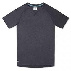 Flylow Nash Shirt - Men's Short Sleeve Polygiene Treated Shirt for Hiking Mountain Biking and Trail Running