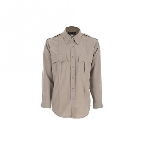 Tact Squad Men's 100% Polyester Long Sleeve Shirt