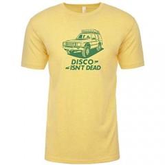 Disco Isn't Dead 4x4 Overland T-Shirt & Sticker