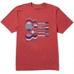 Life is Good Men's Crusher Graphic T-Shirt