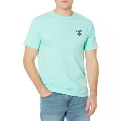 LRG Men's Spring 21 Graphic Designed Logo T-Shirt