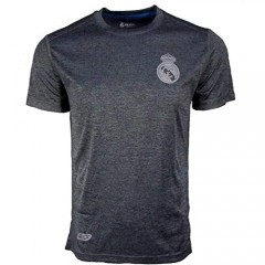 Official Real Madrid C.F Men's Crew Neck Short Sleeve Tee