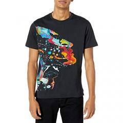 Robert Graham Men's Visionary S/S Knit Tshirt