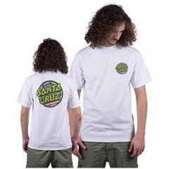 Santa Cruz Men's TMNT Sewer Dot S/S Shirts