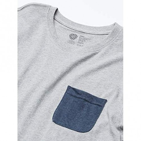 Vince Camuto Men's Sueded Jersey Pocket T-Shirt